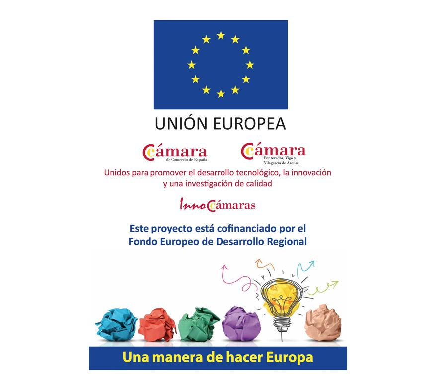 Carte Camara Comercio UE